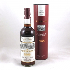 Glendronach 1968 25 Year Old Front