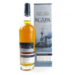 Scapa 16 Year Old Jutland Memorial 100th Annivesary Edition / Single Cask