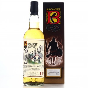 Craigellachie 2006 Blackadder 11 Year Old Raw Cask / Highlander Inn