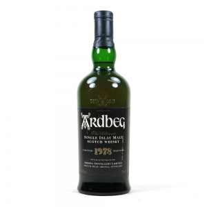 Ardbeg 1978 Bottled 1999 / Unique Strength