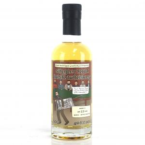 Irish Single Malt No. 2 That Boutique-y Whisky Company 12 Year Old Batch #2