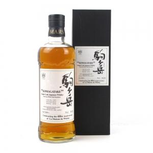 Mars Komagatake 2012 Single Cask #1555 / La Maison du Whisky 60th Anniversary