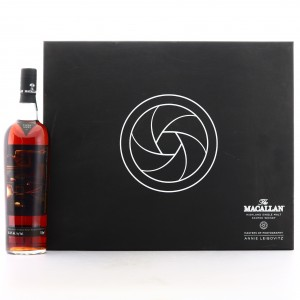 Macallan 1989 Masters of Photography Annie Leibovitz 'The Gallery' #12251 75cl / US Import