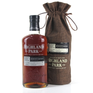 Highland Park 2006 Single Cask 11 Year Old #3720 / Munich Airport