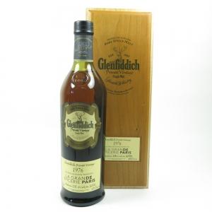Glenfiddich 1976 La Grande Epicerie