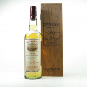 Glenmorangie 1977 21 Year Old Bottled 2000