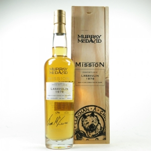 Lagavulin 1979 Murray McDavid 24 Year Old