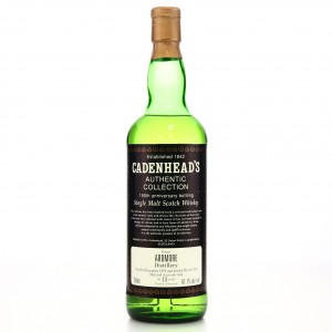 Ardmore 1978 Cadenhead's 13 Year Old / 150th Anniversary