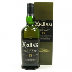 Ardbeg 17 Year Old Front