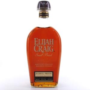 Elijah Craig Small Batch 12 Year Old Barrel Proof 75cl