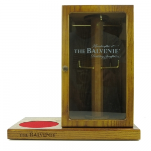 Balvenie Display Plinth and Keyring Holder