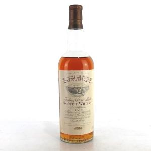 Bowmore 1956 Sherry Cask