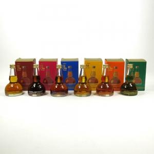 Kavalan Miniature Selection 6 x 6cl