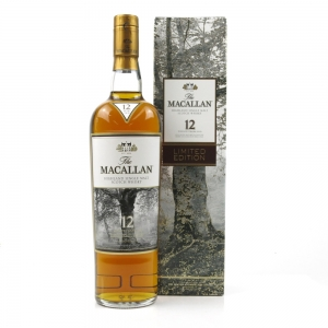 Macallan 12 Year Old Limited Edition