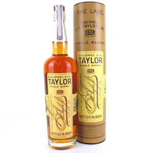 Colonel E.H Taylor Single Barrel Straight Kentucky Bourbon 75cl