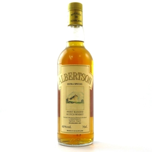 Albertson Extra Special Scotch Whisky