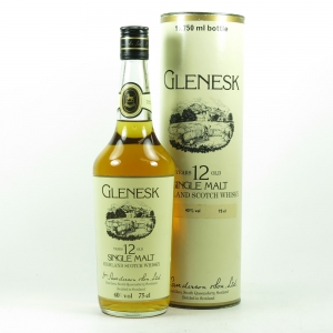 Glen Esk 12 Year Old 1980s