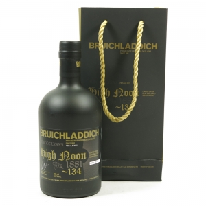 Bruichladdich Black Art High Noon (Signed) Front