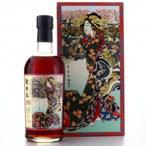 Karuizawa 1981 Single Sherry Cask 35 Year Old #8090