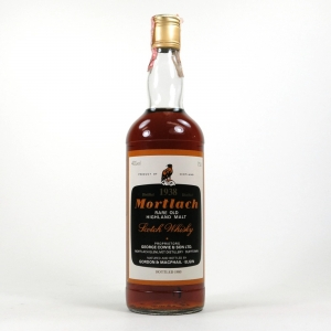 Mortlach 1938 Gordon and Macphail Front