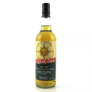 Speyside Single Malt 1995 Liquid Sun 17 Year Old