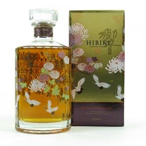 Hibiki 17 Year Old / Kacho Fugestu Limited Edition Front
