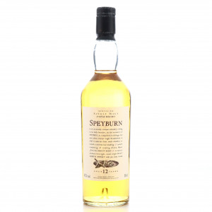 Speyburn 12 Year Old Flora and Fauna