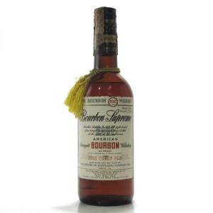 Bourbon Supreme 5 Year Old 1970s