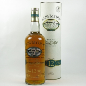 Bowmore 12 Year Old 1990s Front