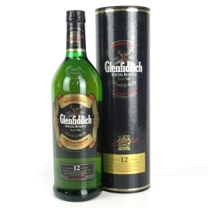 Glenfiddich 12 Year Old Special Reserve 1 Litre