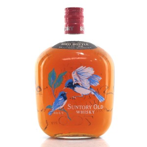 Suntory Old Whisky Bird Bottle