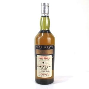 Dallas Dhu 1975 Rare Malt 21 Year Old / 61.9%