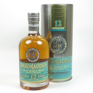 Bruichladdich 12 Year Old 2nd Edition Front
