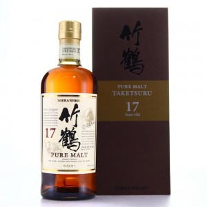 Taketsuru 17 Year Old Pure Malt