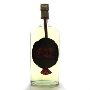 Badel Stara Sljivovica Plum Brandy 1 Litre circa 1970s