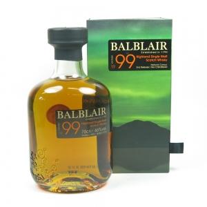 Balblair 1999 Front