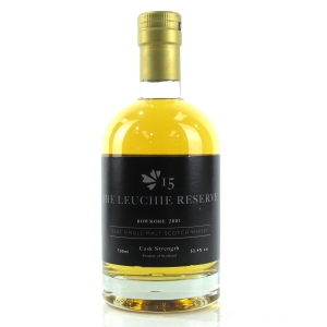 Bowmore 2001 The Leuchie Reserve 15 Year Old