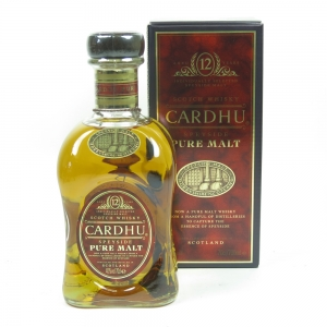 Cardhu 12 Year Old Front