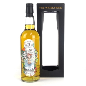 Speyside 1988 Whisky Find 29 Year Old