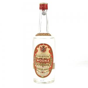 Eristow Vodka 1950s