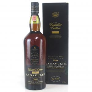 Lagavulin 1991 Distillers Edition 2007 1 Litre