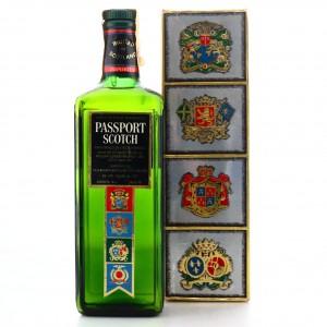 Passport Scotch Whisky 1970s