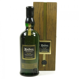 Ardbeg 1974 Provenance 23 Year Old / First Release Front