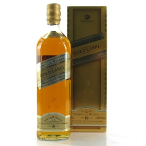 Johnnie Walker Gold Label 18 Year Old