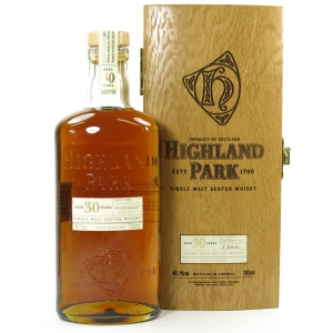 Highland Park 30 Year Old / Without Plastic Seal