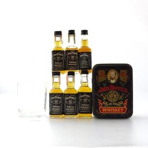 Jack Daniel's Miniature Selection 6 x 5cl