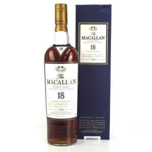 Macallan 18 Year Old 1988 75cl / US Import