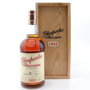 Glenfarclas 1952 Family Cask #1712 / Release I