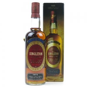 Singleton of Auchroisk 1975