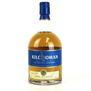 Kilchoman Spring 2011 Release 75cl / US Import